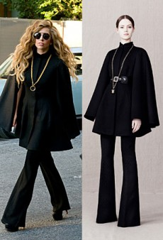 Runway to Real Life: Lady Gaga in Alexander McQueen, Rebecca Hall in Céline and More (Forum Buzz)
