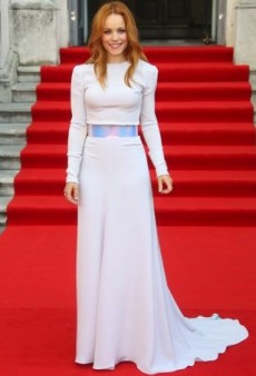 Rachel McAdams is Radiant in Roksanda Ilincic and Other Best Dressed Celebs of the Week