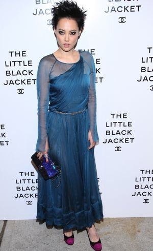 Rinko-Kikuchi-Chanel-The-Little-Black-Jacket-Event-at-the-Swiss-Institute-New-York-City-June-2012