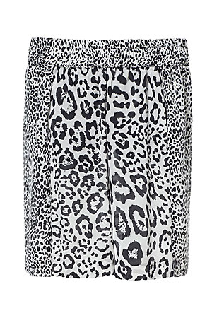 Zara-animal-print-shorts