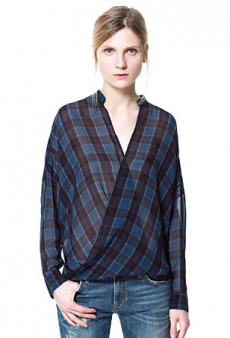 What We Bought: Plaid Blouses From Zara, David Szeto Dress and More (Forum Shopaholics)