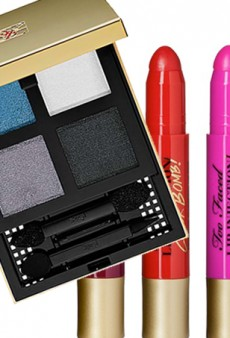 Beauty Shop: 6 New Makeup Must-Haves for Fall