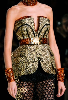 Currently Coveting: McQueen-Inspired Tortoise Shell Accessories