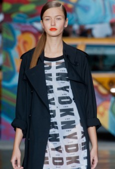 DKNY Spring 2014: Urban and Sporty