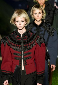 Marc Jacobs Spring 2014: It's the End of the World…