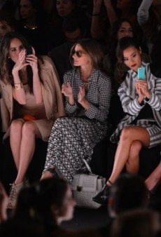 Front Row Fabulousness at New York Fashion Week Spring 2014