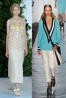 New York Fashion Week Spring 2014 Hits and Misses: Part 1 (Forum Buzz)