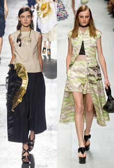 Paris Fashion Week Spring 2014 Hits & Misses: Part 1 (Forum Buzz)