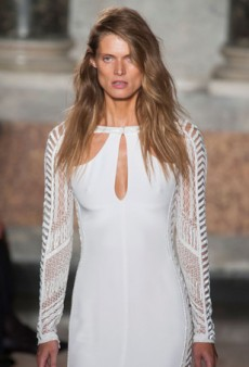 Emilio Pucci Spring 2014: Sportswear and Lots of Sex Appeal