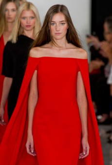 Ralph Lauren Spring 2014: Schoolgirl, 60s and Bold Colors