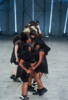 Link Buzz: Step Dancers Perform on the Rick Owens Runway; J.W. Anderson Going to Loewe