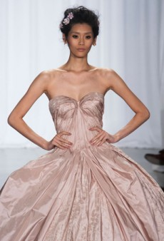 Zac Posen Spring 2014: A Romantic Collection Inspired by Impressionists