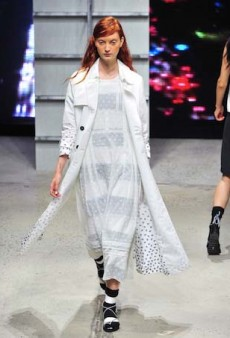 Band of Outsiders Spring 2014: Impractical But Interesting