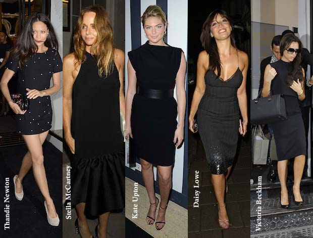 celeb GTL late summer lbd celeb collage