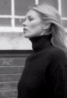 Kate Moss and Stuart Weitzman Team Up for Short Film