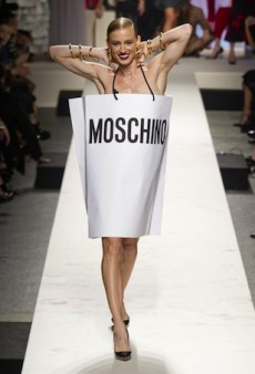 Moschino Spring 2014: A Little Bit Country, A Little Bit Quirky