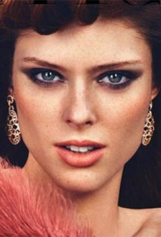 If Only Russian Socialites Actually Dressed Like This: Coco Rocha for L'Officiel Russia