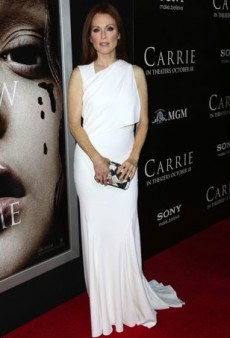 Julianne Moore Goes Minimalistic in Givenchy and Other Best Dressed Celebs of the Week