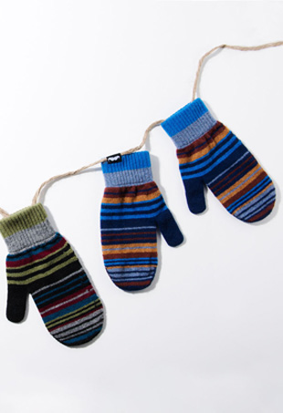 HOLT RENFREW - Paul Smith mittens for Movember