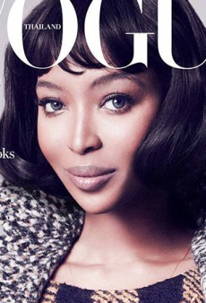 Was Naomi Campbell's Skin Whitened for Her Vogue Thailand Cover? Photographer Marcin Tyszka Responds