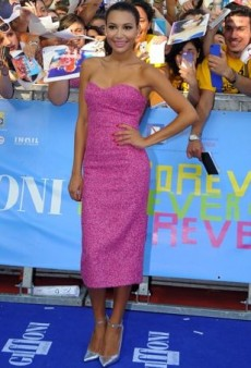 Seeing Double: Naya Rivera Takes On Two Stars in Two Pink Dresses and More Matching Celebs