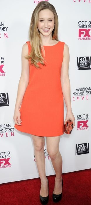 Taissa-Farmiga-Los-Angeles-premiere-of-FX-American-Horror-Story-Coven-Oct-2013