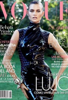 We Love Behati Prinsloo On Vogue Mexico's November Cover (Forum Buzz)