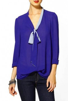 The Bow Neck Blouse is Back: 20 'Working Girl' Tops to Shop Now