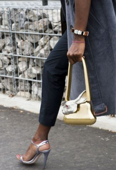 The Best Bags Snapped on the Streets at the Spring 2014 Shows