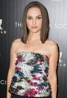 Natalie Portman Looks Polished at a Special Screening Courtesy of Christian Dior