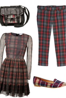 The 6 Prettiest Plaid Pieces to Wear This Season