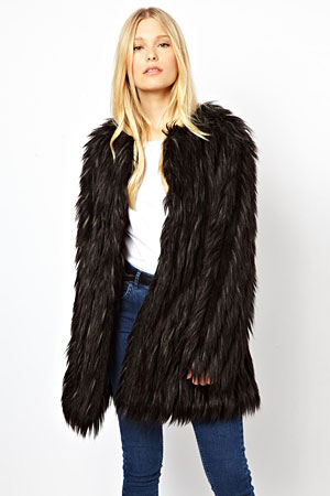 What We Bought: Kenzo Sweatshirt Faux Fur Jacket and More (Forum