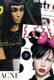 When Vogue Isn't Enough: Get Your Fashion Fix With These Alt Fashion Magazines