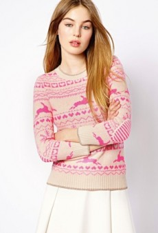 10 Fresh Updates on the Classic Fair Isle Sweater to Cozy Up in All Winter Long