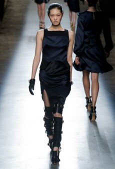Runway Inspiration: Dramatic, Cinematic Winter Style