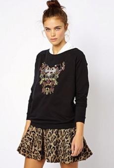 Still Loving: Fashion Sweatshirts at Every Price