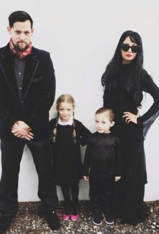 Nicole Richie Wins Halloween and Other Celeb Twitpics of the Week