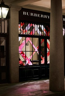 Burberry Opens Beauty Store in Covent Garden Today