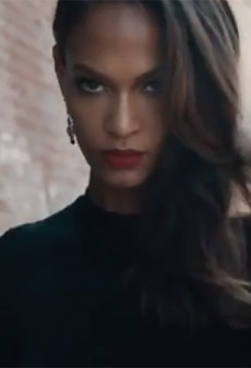 Joan Smalls, Chanel Iman and Jourdan Dunn Star in Today's Inevitable Beyoncé Post