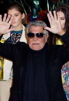 Roberto Cavalli: 'I Just Want to Tell Michael Kors to Stop Copying Me!'