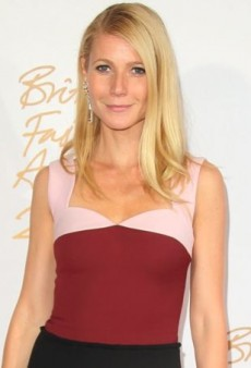 Gwyneth Paltrow Presents an Award in a Colorblock Prada Ensemble
