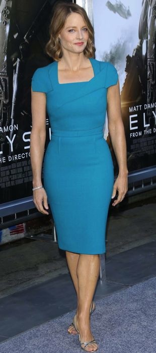Jodie-Foster-Los-Angeles-Premiere-of-Elysium-August-2013