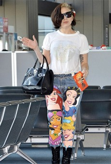 How to Dress for Comfort and Style at the Airport, Courtesy of Lady Gaga