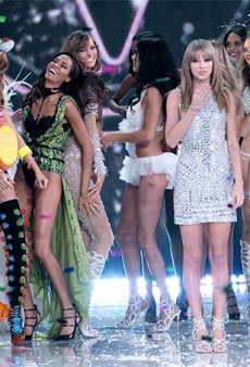 Watch: Victoria's Secret Angels Lip Sync Taylor Swift's 'I Knew You Were Trouble'