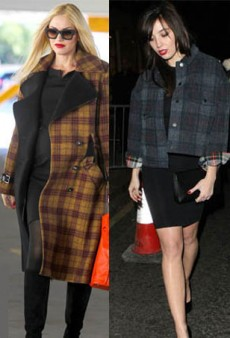 Get the Celeb Look: Plaid Pattern Play, The Sequel
