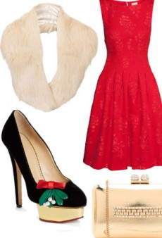 My Perfect Holiday Look: Charity Gala