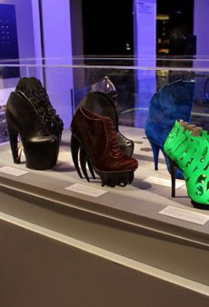 Selfridges Launches Festival of Imagination Featuring the Innovative United Nude Shoes