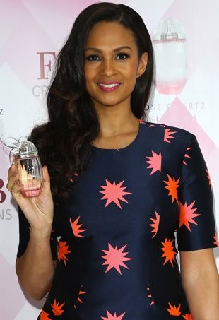 Alesha-Dixon-Rose-Quartz-Launch-Photocall-London-portrait-cropped