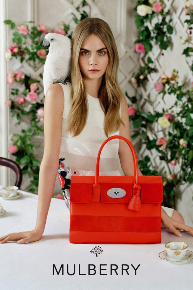 Cara-Delevingne-Mulberry-SS14 620
