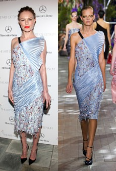 Runway to Real Life: Anna Wintour in Prada, Kate Bosworth in Christian Dior and More (Forum Buzz)